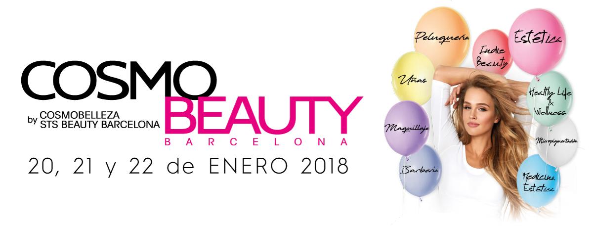 Fira Barcellona Cosmobeauty 2018