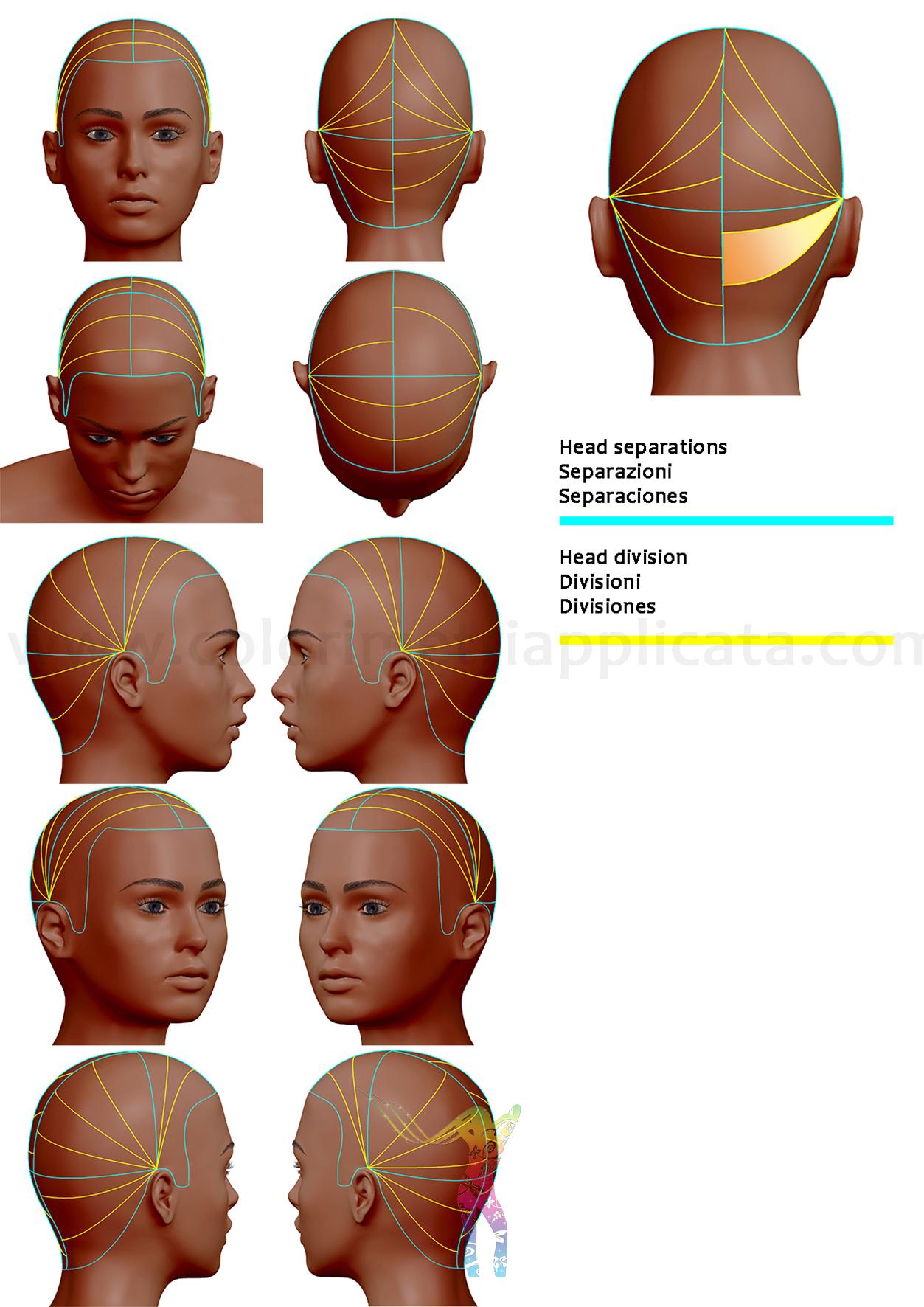 Corso di Colorimetria/System Balajage di Claudio Terribile Haircolorist nella prestigiosa Accademia di Filippo Sepe